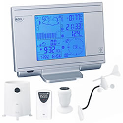 Irox Pro Weather Station